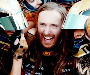 "David Guetta ""Dangerous"""