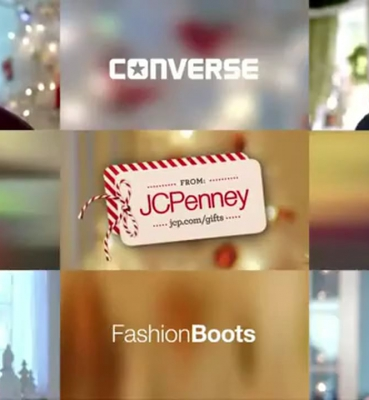 """JC PENNY """"The Perfect Gift"""""""