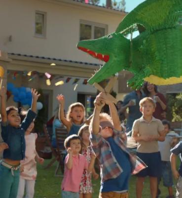 Renault Grand Scenic – Piñata